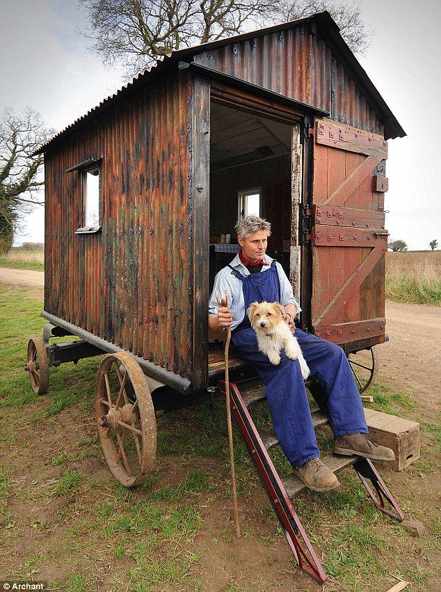 94 best images about sheepherder wagon on pinterest gypsy caravan tiny house on wheels and - The mobile shepherds wagon ...