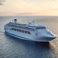 Pacific Dawn Cruise Ship   The Fleet   P&O Cruises Australia