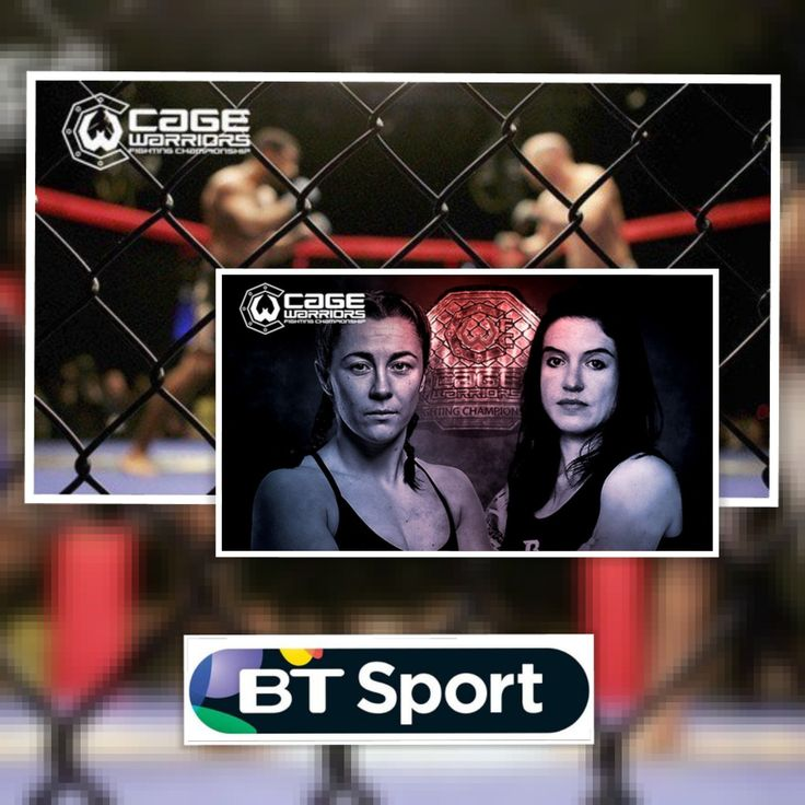 Watch the Latest Live Cage Warriors Events on BT Sport: Cage Warriors 90 tidd.ly/d0d3667d