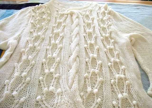 Ravelry: шаблон Willow Stream Энн Э. Смит