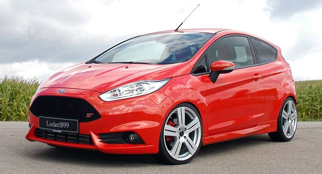 Ford Fiesta ST by Loder1899 » Los Mejores Autos