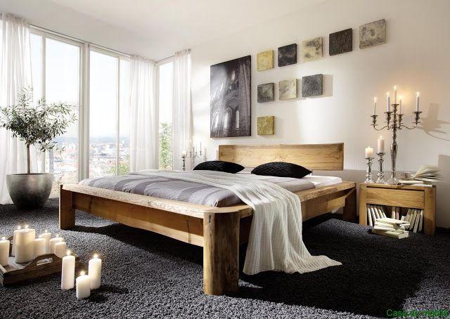 дневник дизайнера: Кровать из массива сосны от немецкого производителя Casa de mobila