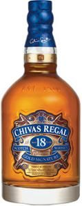 Chivas Regal 18 YO Gold Signature Blended Whisky (750mL) |  Shop Scotch Whisky | ForWhiskeyLovers.com