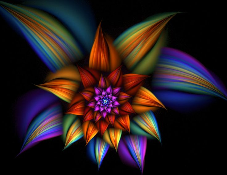 pin 1440x900 awesome fractal - photo #28