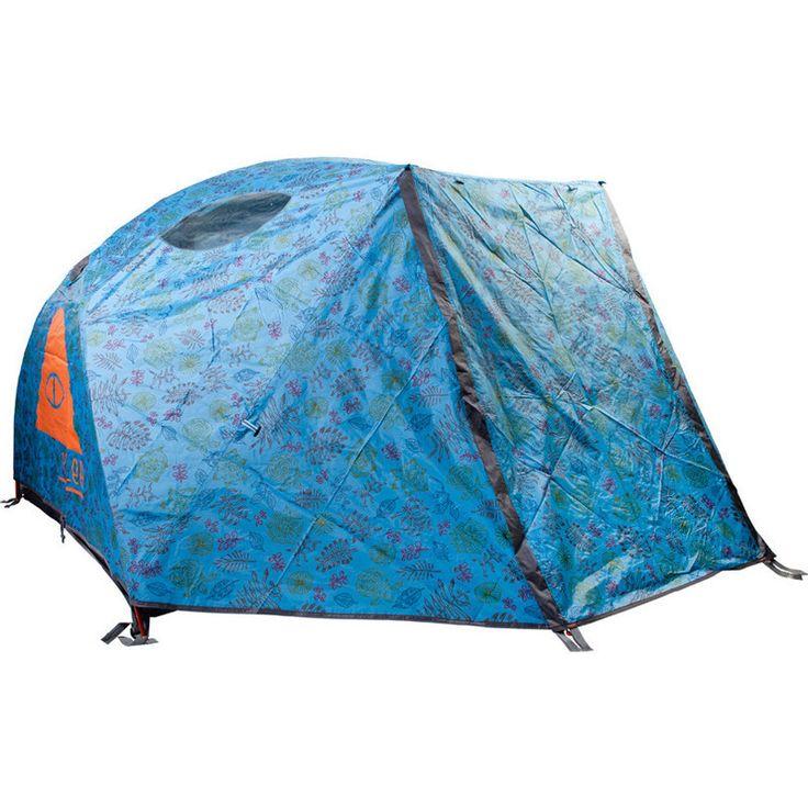 Poler Two Man Tent | Brotanical Blue