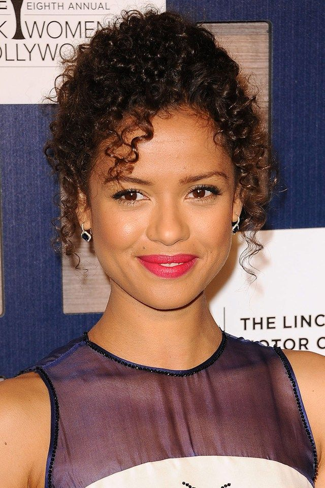 Gugu Mbatha Raw pictures look book make up hair; GLAMOUR.com (UK) (Glamour.com UK)