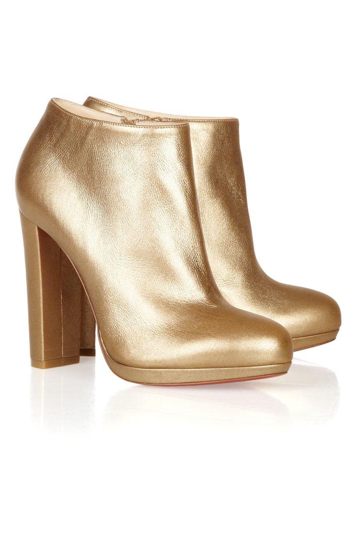 louis vuitton men loafer - christian louboutin Markesling leopard print peep-toe platform ...