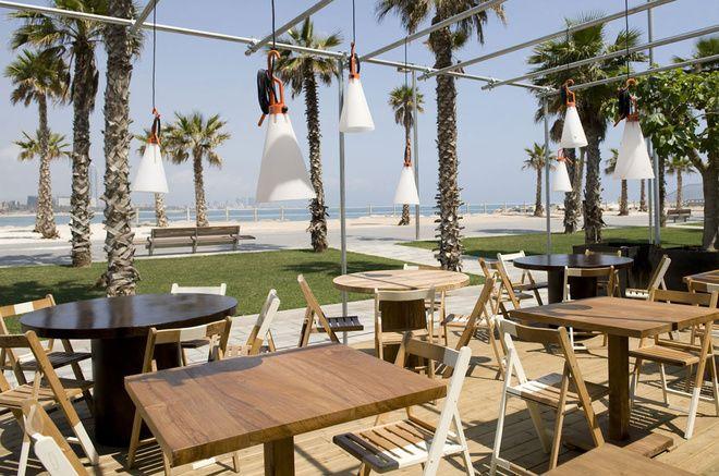 Un restaurant de bord de mer: Pez Vela /Barceloneta