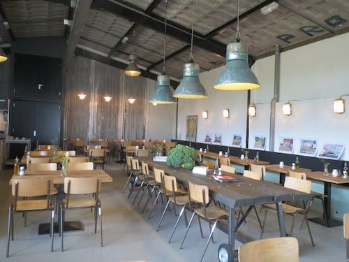 """A great concept right here in Rotterdam! The food is grown in greenhouses next to the restaurant. They only work with really fresh ingredients. This link will forward you to the test results of """"Petite passport"""""""