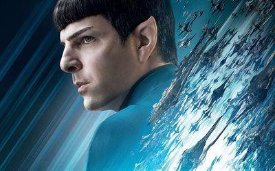 Scarica sfondi fiction, 2016, zachary quinto, il comandante spock