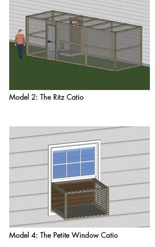 Best Catio Ideas Images On Pinterest Cat Stuff Cats And