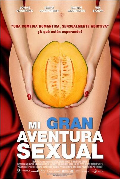 #MiGranAventuraSexual #Estrenos de la cartelera de cine española del 31 de Mayo de 2013. Pincha en el cartel para ver el tráiler