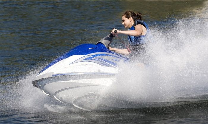 Jet Ski Hire - Brighton Le Sands: Jet Ski Hire - One ($99) or Two Hours ($121) at Jet Ski Hire Sydney, Brighton Le Sands (Up to $160 Value)