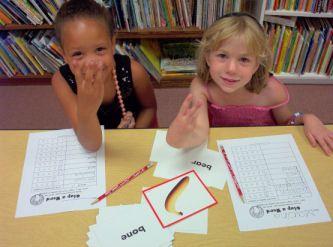 Centres d'alphabétisation
