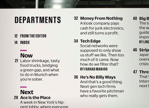 This past Fall,Fast Company launched aredesign featuring three custom typeface families by Commercial Type:Kaiser,Zizou SlabandZizou Sans:: Three Cus Tom, Fea Tur Ing Three, Company Design, Cus Tom Type Face, Redesign Fea Tur Ing, Fast Company, Company Launched, Type Face Fam I Lies