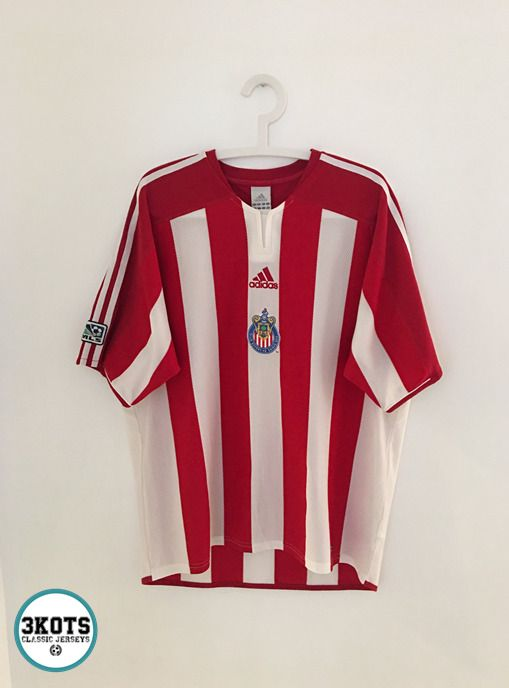the latest 29d06 ddc6f CHIVAS USA 2005/006 Home Football Shirt (L) Soccer Jersey ...