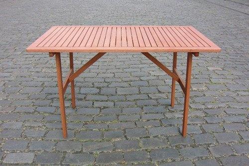 MERXX Gartentisch Tisch Monza rechteckig