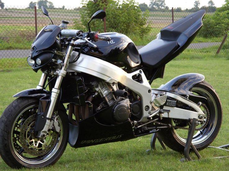 Yamaha Cc Street Fighter