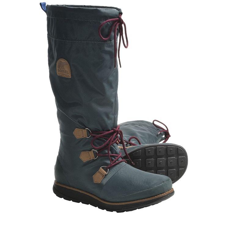 Waterproof Winter Boots for Women   Sorel 88 Winter Pac Boots - Waterproof, Insulated (For Women) in ...