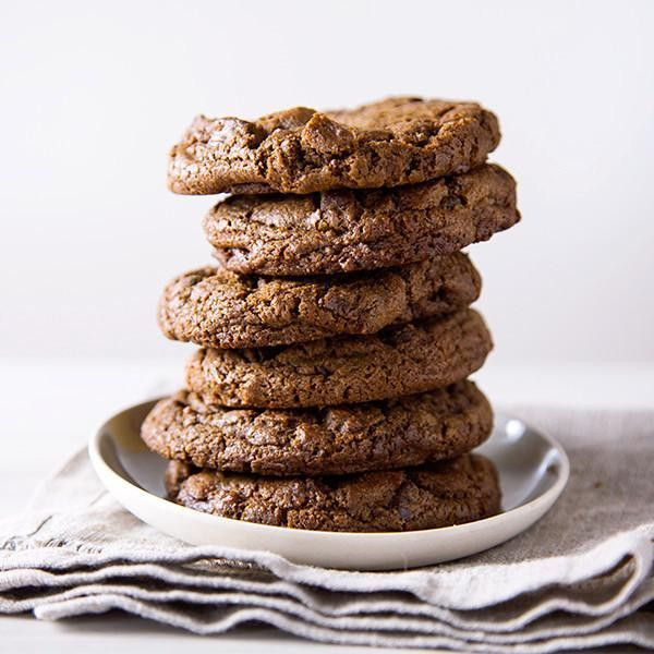 Double Chocolate Chip Cookies (Gluten Free)