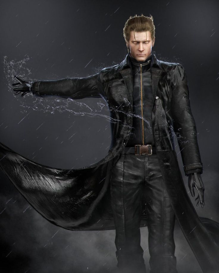 (*** http://BubbleCraze.org - New Android/iPhone game is taking the world by storm! ***) Albert Wesker by DemonLeon3D on DeviantArt