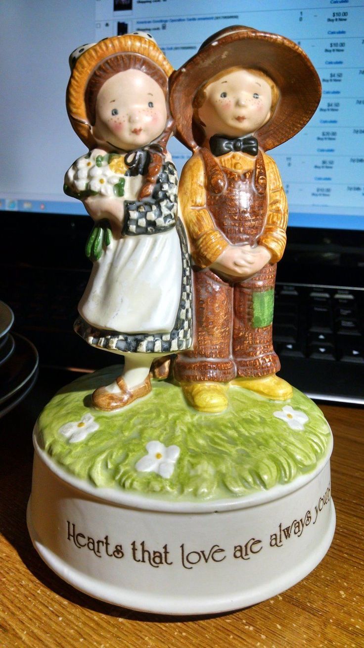 47 best holly hobbie images on pinterest holly hobbie figurine holly hobbie younger than spring time musical figurine ebay reviewsmspy