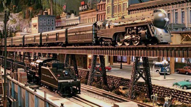 Personal Model Railroad Layouts | Smartt Inc.