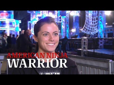 Kacy Katanzaro Interview | American Ninja Warrior
