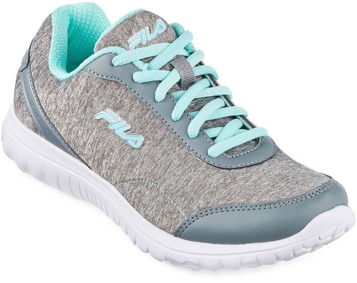 Fila Lite Spring Heather Womens Athletic Shoes