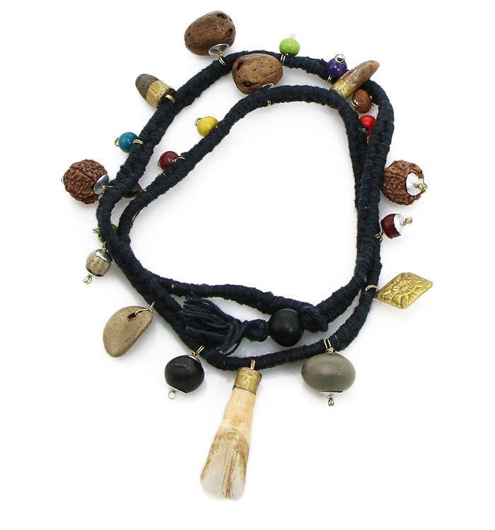 Himalayan/Tibetan Shaman's Necklace