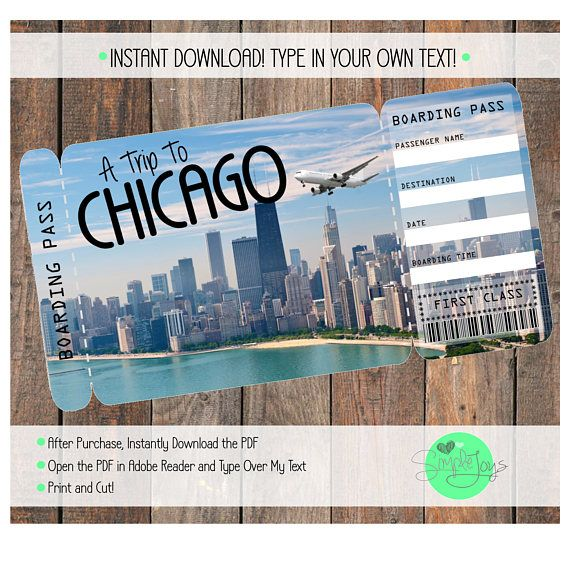 58 best Simple Joys images on Pinterest Boarding pass, Template - plane ticket template