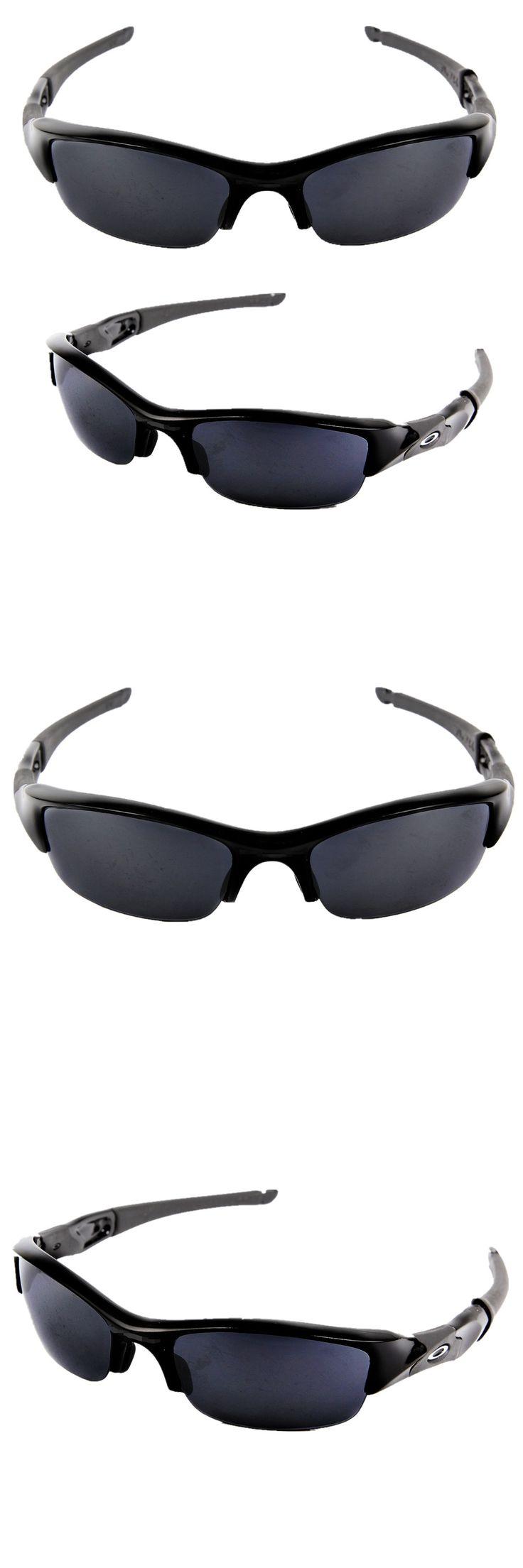 Inew Dark Grey Black polarized Replacement Lenses for  Flak Jacket