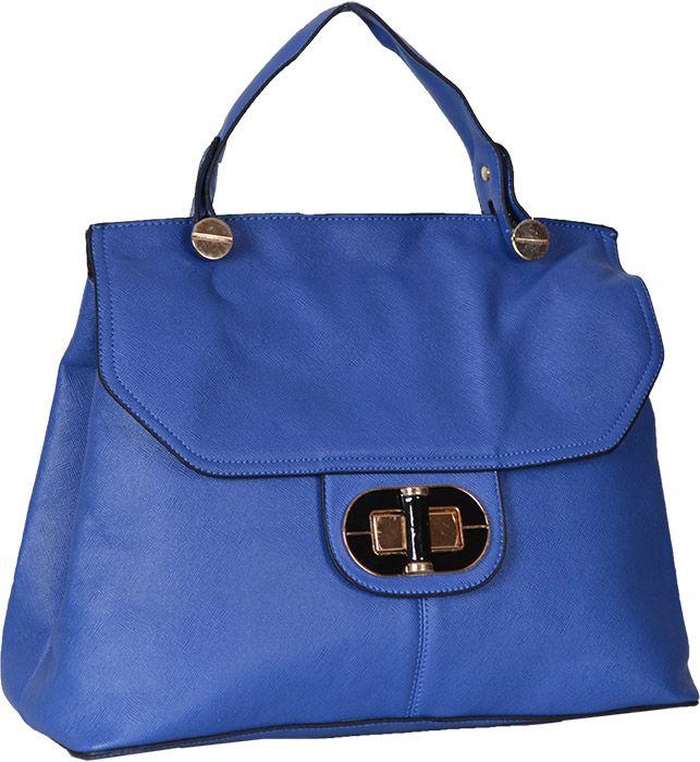 Elegantná a praktická kabelka z ekokože. Kabelka je vnútri delená na priehradky, má aj vnútorné bočné bočné vrecko na drobnosti a mobil a na vonkajšej zadnej strane aj praktické vrecko na zips.
