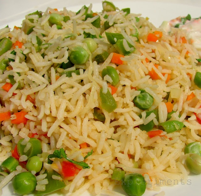 Magic Vegetable Fried Rice
