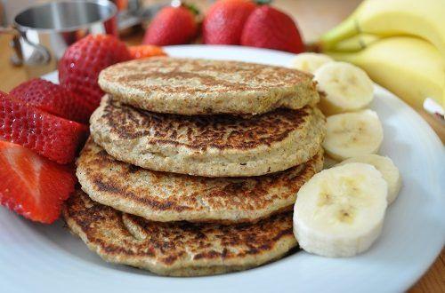 Diyet Pancake - Kolay Yemek Tarifleri