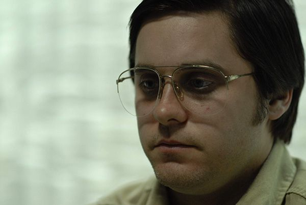 "We already knew Jared Leto could lose weight for a role, but in 2007, Jared Leto got really chunky to play John Lennon's murderer Mark David Chapman in ""Chapter 27."""