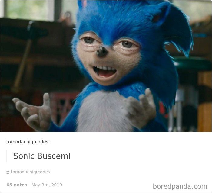 Live Action Sonic The Hedgehog Memes In 2020 Live Action Memes Sonic