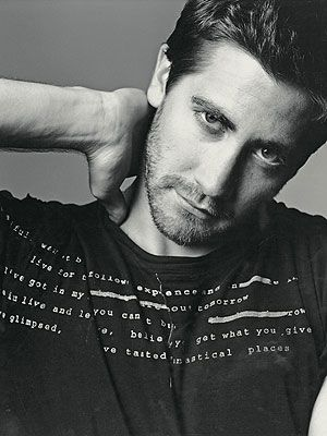 Loving Jake Gyllenhaal