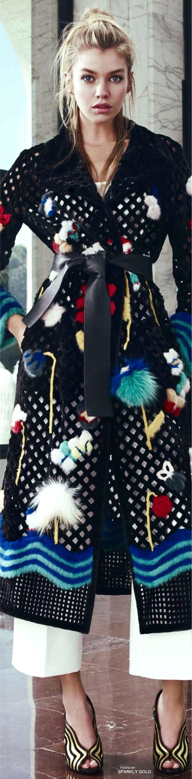 Fendi Resort 2017 Rainie LIKES Fendi 17.