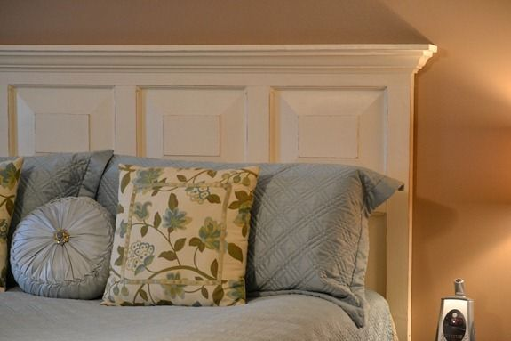 17 best images about make your own headboard on pinterest - Make your own headboard ...