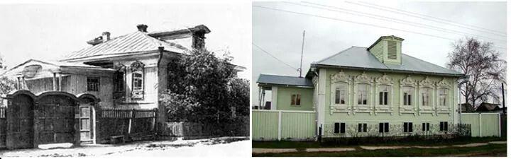 The Curse Of King Tuts Tomb Torrent: Rasputin's House In Pokrovskoe In Russia.Now Rasputin's