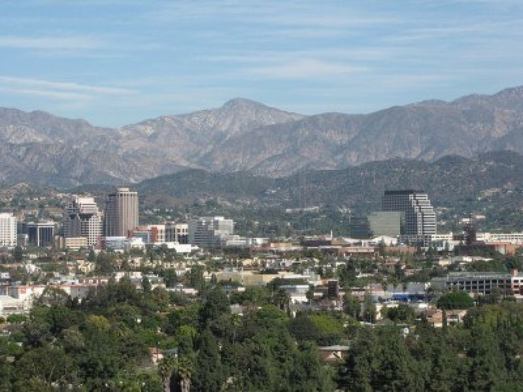 Burbank, California. Where I want to live.