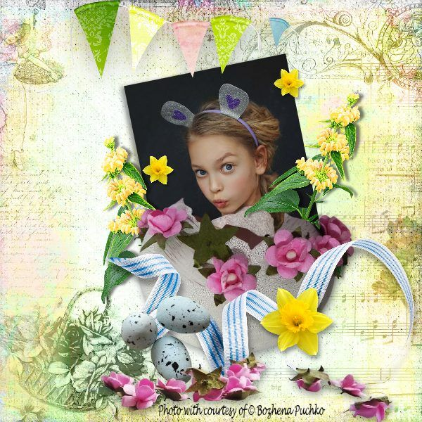 New kit JUST EASTER  on sale now https://www.e-scapeandscrap.net/boutique/index.php?main_page=index&cPath=298 Photo: Bozhena Puchko