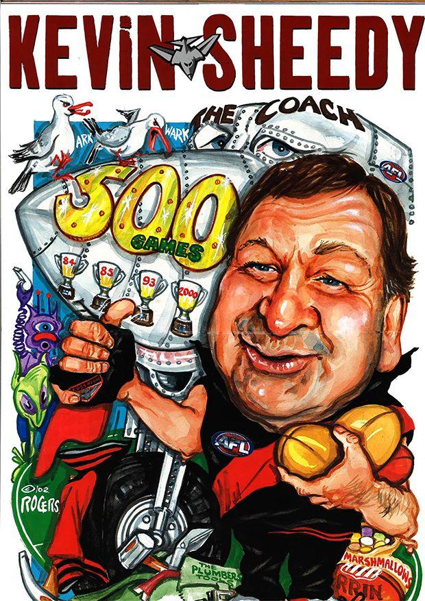 Cartoon Sheeds - essendonfc.com.au