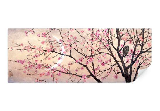Wallprint Primavera von Charles Caryl Coleman - Panorama | wall-art.de