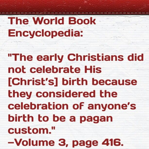 "The only birthday observances mentioned in the Bible are those of two rulers who were pagan and did not worship Jehovah. (Genesis 40:20; Matthew 14:6-10) The most important day in the religion called Satanism is one's birthday. Would Jehovah be pleased if we adopted pagan celebrations that are linked to false worship?  ""Keep on making sure of what is acceptable to the Lord.""—Ephesians 5:10."