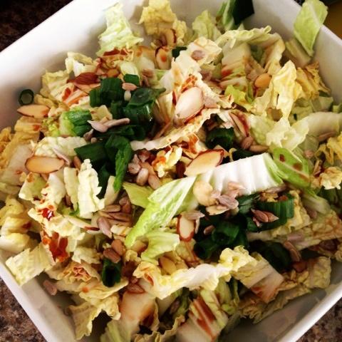 yum noodle yum Napa Yum! Cabbage Salad Pinterest