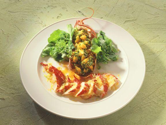 Hummersalat ist ein Rezept mit frischen Zutaten aus der Kategorie Salat. Probieren Sie dieses und weitere Rezepte von EAT SMARTER!