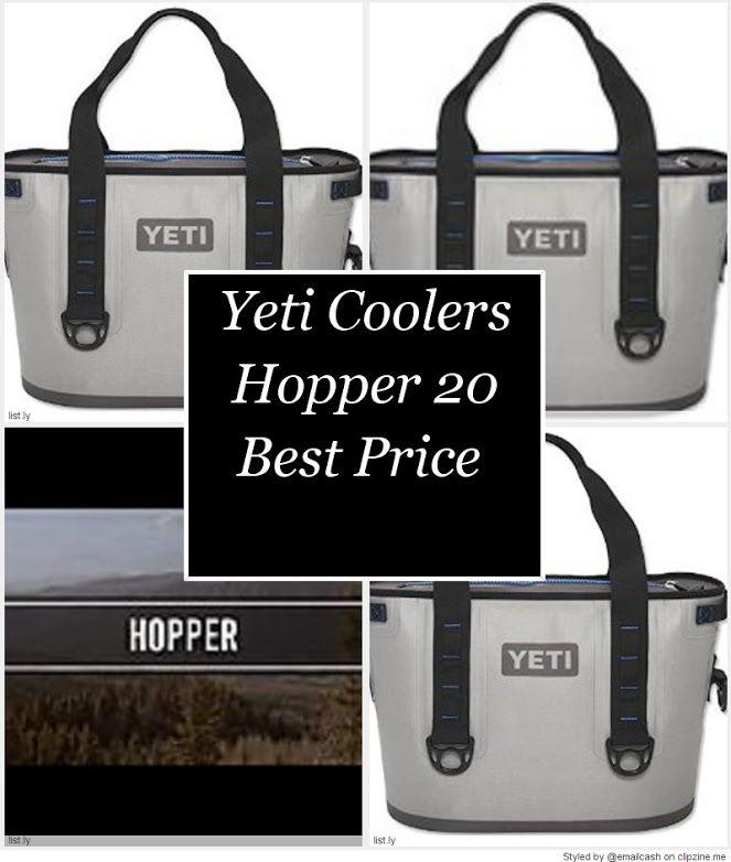 Yeti Coolers Hopper 20 Best Price