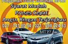 5-Kredit Pinjaman Dana Tunai Gadai BPKB Mobil Dan Motor